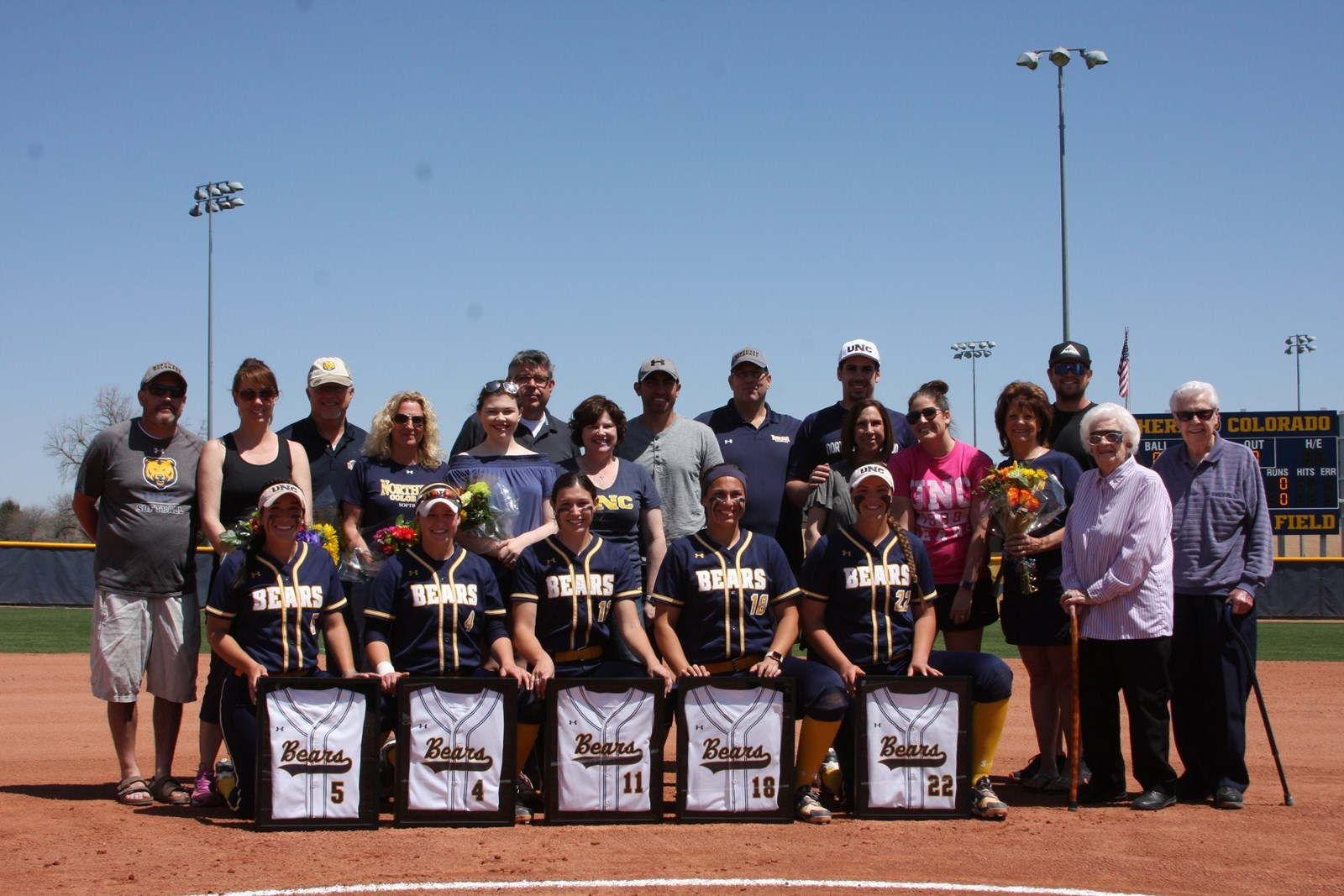 Recap: Senior Day for , but Miss the Sweep on Montana - University
