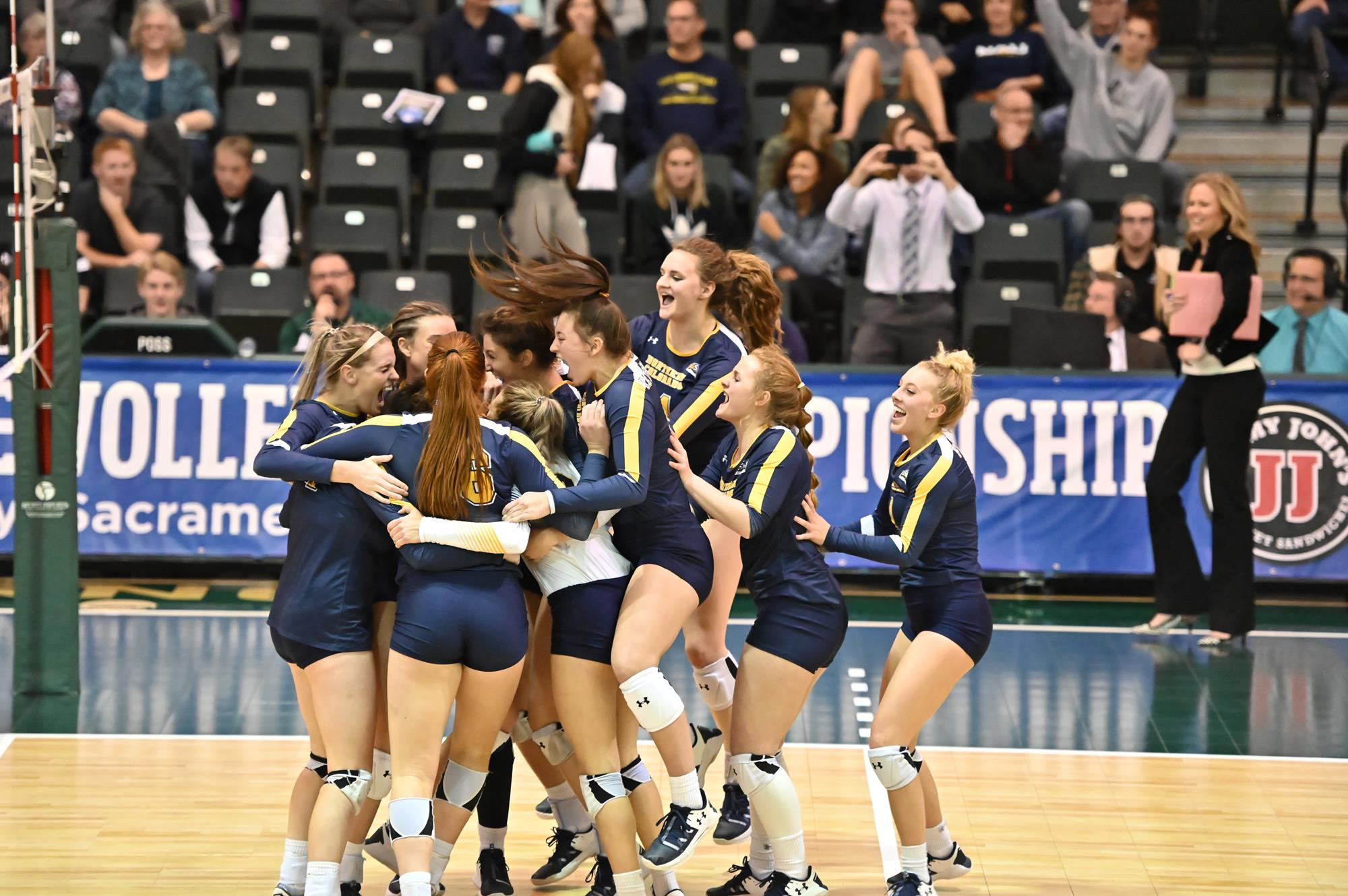 Volleyball Returns To The Court For Spring Schedule University Of Northern Colorado Athletics
