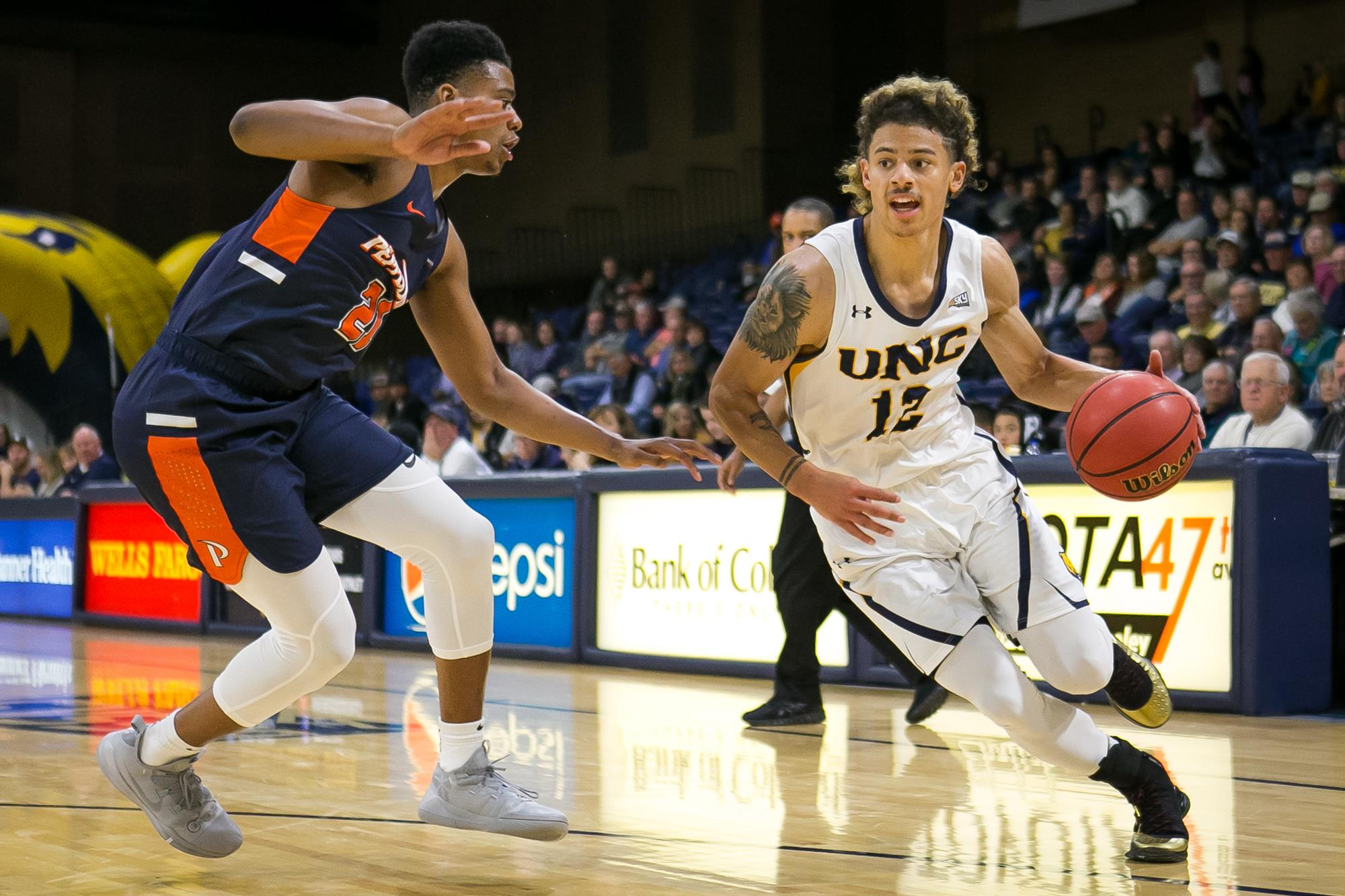 takes the fight to the Vikings - University of Northern Colorado ...